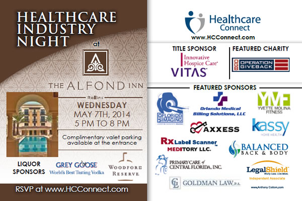 Healthcare Industry Night